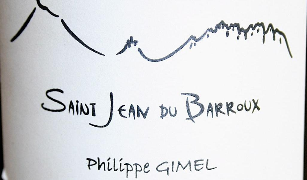 Philippe Gimel Front Label