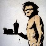 Paleolithic man