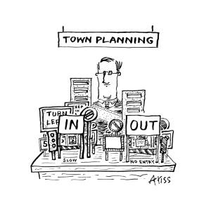 town-planning