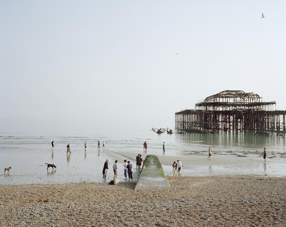 West Pier, Brighton, 2011 © Simon Roberts / courtesy Flowers Gallery