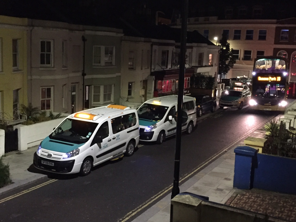 Surrey Street Chaos - click here for story
