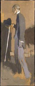 Aubrey Beardsley 1894 by Walter Sickert