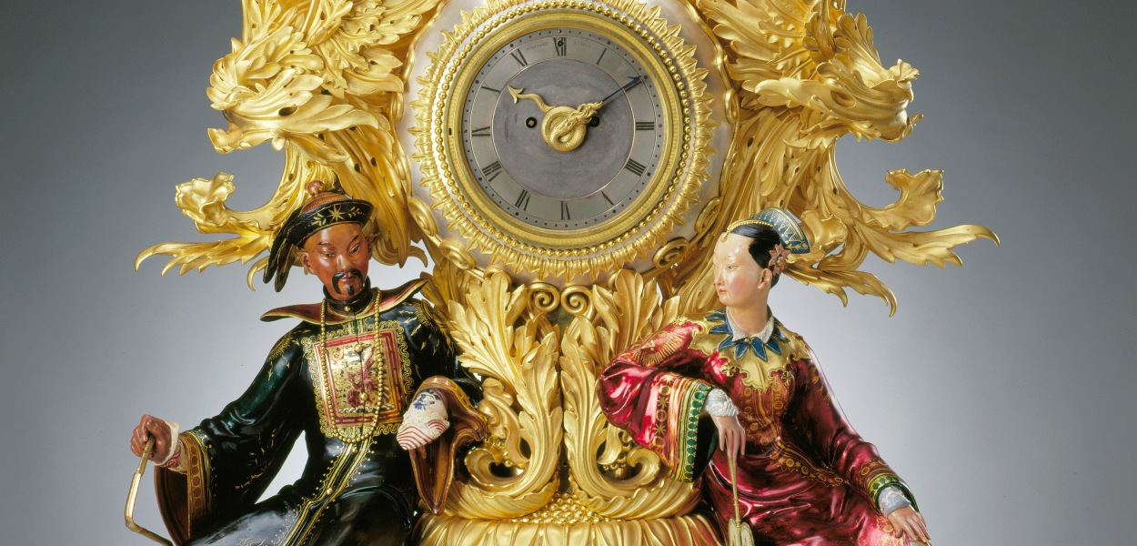 Mantel clock early nineteenth century